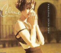 Celine Dion - Falling Into You (1996 CD Single)