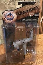MLB MCFARLANE JOHAN SANTANA NEW YORK METS  SERIES 24 TOY R US GREY CHASE FIGURE