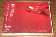 FREE ship! SEALED! Japan PROMO CD The Scarlet STILL FIRST Italo Disco DANCE Euro