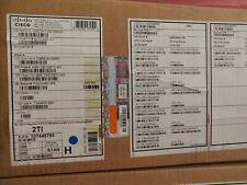 NEW Cisco N9K-C93108TC-EX  48 x 10GT, 6 x 100G QSFP28 Ports(5% off discount)