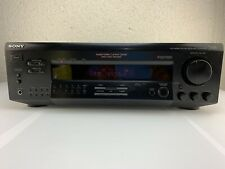 Sony Audio Video Receiver Control Center STR DE315 Digital 150W AM FM  For Parts