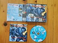PS1 DISRUPTOR PLAYSTATION ONE VIDEO GAME CIB COMPLETE AUS SELLER PAL