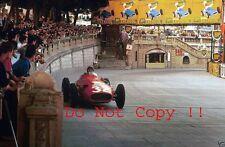 Juan Manuel Fangio Maserati 250F ganador Monaco Grand Prix 1957 fotografía 1