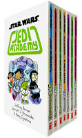 Star Wars Jedi Academy Series 7 Books Collection Set By Jeffrey Brown