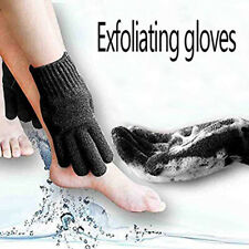 Shower Bath Exfoliating Wash Skin Care Spa Massage Body Scrubber Glove Strik