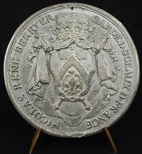 Médaille Nicolas-René Berryer Garde des sceaux secrétaire d'État de la Marine