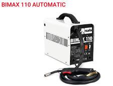 SALDATRICE A FILO CONTINUO TELWIN 821075 BIMAX 110 AUTOMATIC 230V