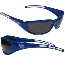 4ed6d764b07 Licensed NCAA University College Tech Logos 3 Dot Wrap Sports Sunglasses  Unisex