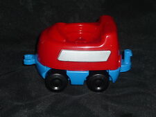 Fisher Price Little People Replacement Red Train Car
