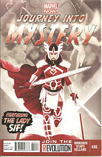 Journey Into Mystery  #646   Regular  Cover  Marvel Now  1st Printing