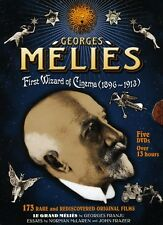 Georges Melies: First Wizard of Cinema [1896-1913] (DVD New)