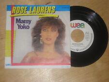 Rose Laurens - Mamy Yoko Vinyl  Single
