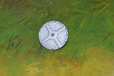DaBro Wikinger Schild silber silver shield 1 Viking Ritter Knight Timpo