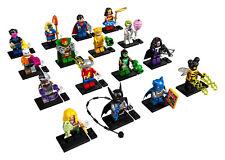 LEGO 71026 DC Super Heroes Minifiguren Serie - Komplettsatz mit allen 16 Figuren