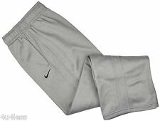 Nike Youth KO Therma-Fit Fleece Training Pants Girls Medium Grey 608877 064