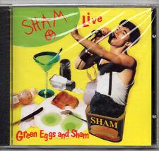 Sham 69 - Green Eggs And Sham CD