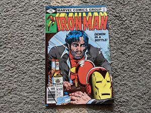 Iron Man 128 Marvel Comics