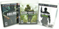 PS3 Call of Duty Modern Warfare 3 4 Black Ops Bundle Sony PlayStation 3 Lot