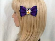 Coraline hair bow clip rockabilly pinup girl pin up Tim burton other mother