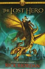 The Lost Hero (Heroes of Olympus),Rick Riordan- 9781423113461