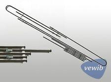 Set di condotta del freno VW Maggiolino & Cabrio 1302/1303 -7/73 con freno a disco vewib