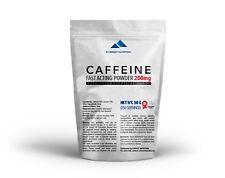 CAFFEINE WITH TAURINE POWDER FOCUS THERMOGENIC FAT BURNER ELEVATE ENERGY LEVEL