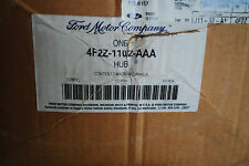 GENUINE FORD HUB, ROTOR AND SENSOR ASSEMBLY 4F2Z1102AAA