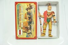 """Comansi of The Wild West Hand Painted 7"""" ToyFigure Black Hawk"""