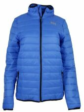 Helly Hansen Horten Boys Padded Puffa Jacket Age 7 to 16 Blue Quilted Puffer 11-12 Years (eu 140-152cm)