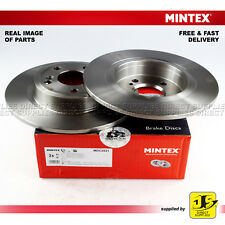 2X MINTEX REAR DISC BRAKES MDC2521 MERCEDES BENZ A-B-CLASS CLA GLA-CLASS X156