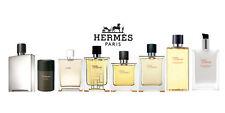 Terre D'Hermes Fragrances,After Shave,Body Retail & Plain Box ea Sold Separately