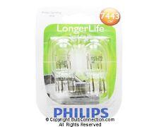 NEW Philips BC9661 7443 Automotive 2-Pack 7443LLB2 Bulb