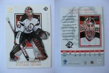 2002-03 Private Stock #10 Martin Biron 1/1 toronto expo stamped 1 of 1