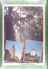 CPA Holland Zeddam Montferland Windmill Moulin a Vent Windmühle Wiatrak w2