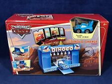 New - DINOCO GARAGE PLAYSET - Pixar Cars MINI ADVENTURES The King SEALED BOX