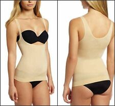 Maidenform Flexees Easy up Wear Your Own Bra Torsette Firm Shapewear Beige 2xl