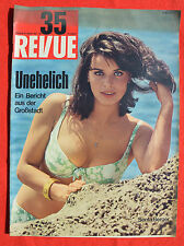REVUE 1965 Nr. 35 (29.8.65): Unehelich - Ein Bericht aus der Großstadt