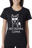 No Drama LLama Funny Woman T-Shirt