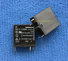 2pcs ORIGINAL & Brand New SDT-S-112DMR 10A 12V OEG Power Relay