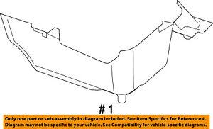 CHRYSLER OEM Air Cleaner Box-Bottom Lower Housing Body 5145596AA