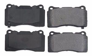 For 02-14 Impreza 03-15 Lancer 10-15 Genesis Coupe Front Disc Brake Pad