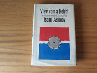 View from a Height Isaac Asimov 1963 Doubleday Hardcover/DJ 1st Edition