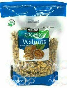 Kirkland Signature Organic Walnuts 1.7 LB