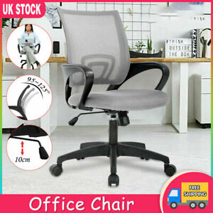 Ergonomic Mesh Office Chair Adjustable Desk Chair Swivel Chair Computer Chairs