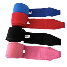 Boxing Bandages Hand wraps 2 Set (2 Pairs) 5 meters Adult size Men Women Cotton