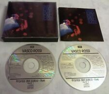 Vasco Rossi  – Fronte Del Palco - Live