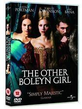 DIE SCHWESTER DER KÖNIGIN (Scarlett Johansson, Natalie Portman, Eric Bana) U.K.