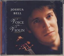 Faure, Dvorak, Mozart, Orff, Bizet - Bell: Voice of Violin (Sony) Like New