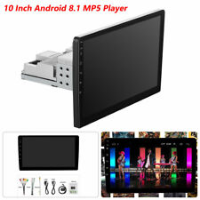 10 Inch Android 8.1 Car GPS Navigation Machine Bluetooth Car MP5 Player 1024*600