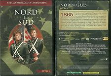 DVD - NORD ET SUD N° 3 avec PATRICK SWAYZE ( NEUF EMBALLE - NEW & SEALED )